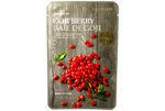 The Face Shop Real Nature Goji Berry Face Mask Review