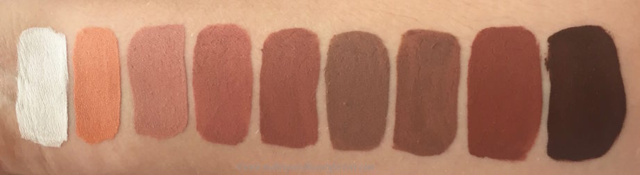 Velour Liquid Lipstick by Jeffree Star #21
