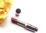 Lakme 9 to 5 Primer + Matte Lip Color MP18 Plum Pick Review, Swatches