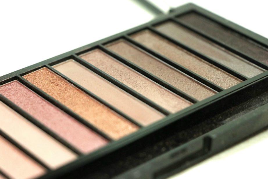 Makeup revolution london iconic 3 redemption palette review