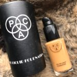 PAC HD Liquid Foundation Review, Swatches