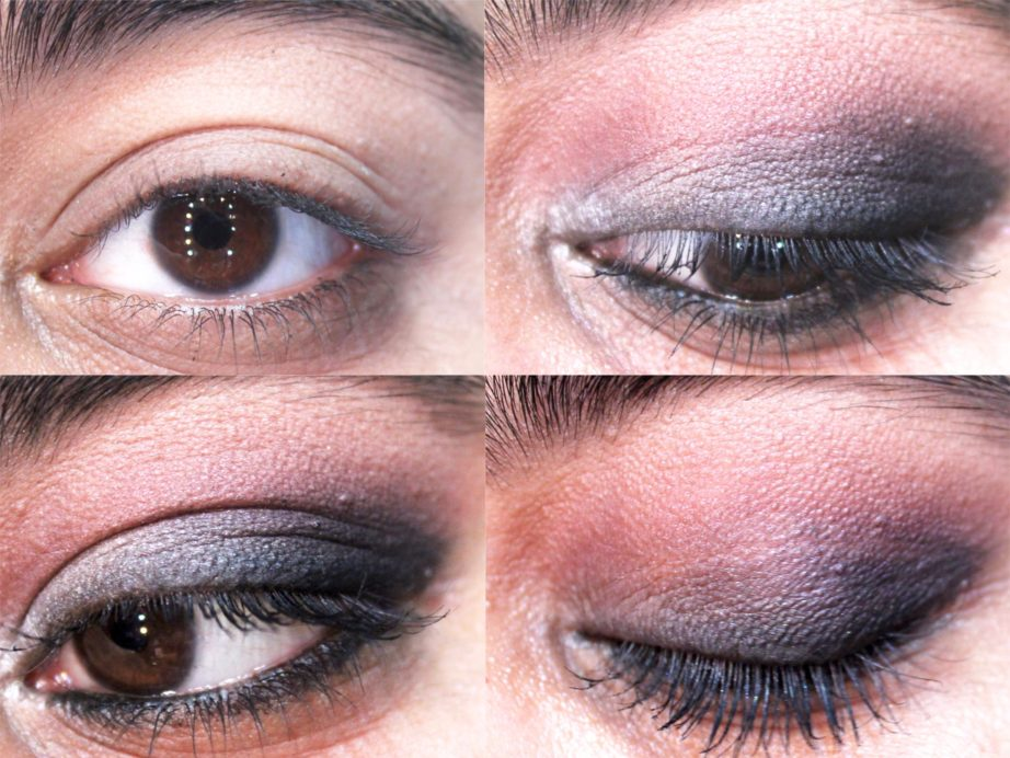 Eye makeup primer