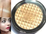 Makeup Revolution Pro Illuminate Highlighter Review, Swatches