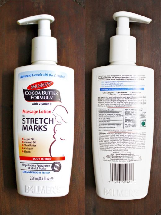 Palmer S Cocoa Butter Formula Massage Lotion For Stretch Marks Review