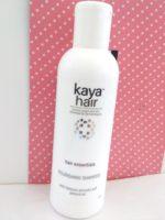 Kaya Hair Nourishing Shampoo Review, Swatches