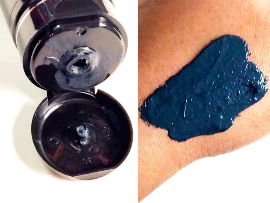 VLCC Ultimo Blends Charcoal Face Pack Review swatches