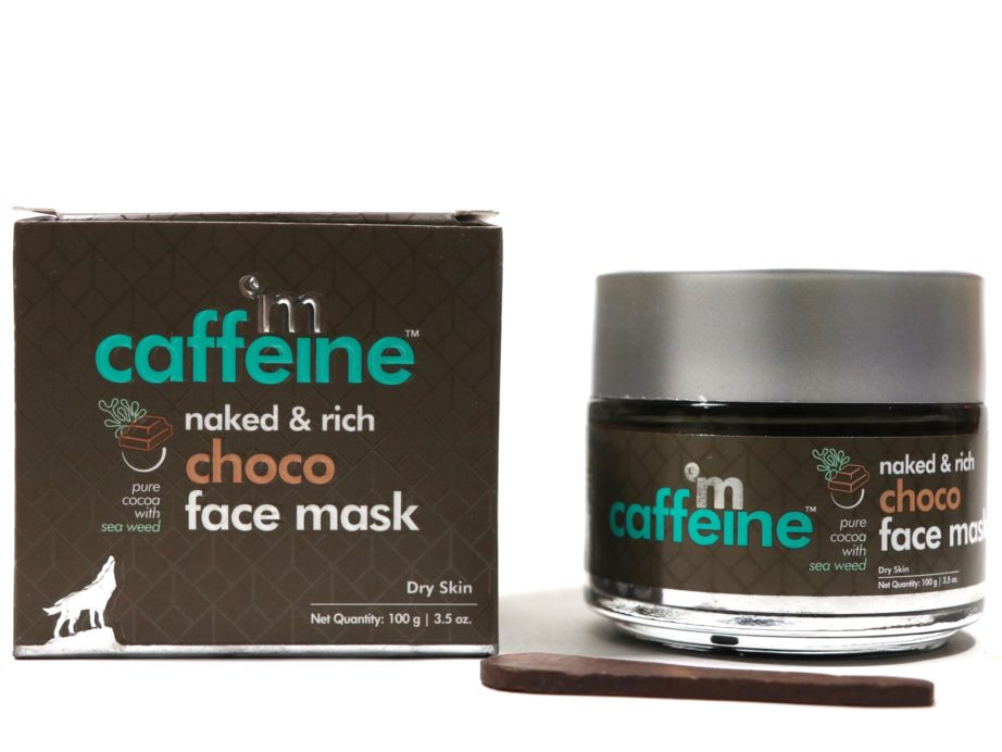 MCaffeine Naked & Rich Choco Face Mask Review