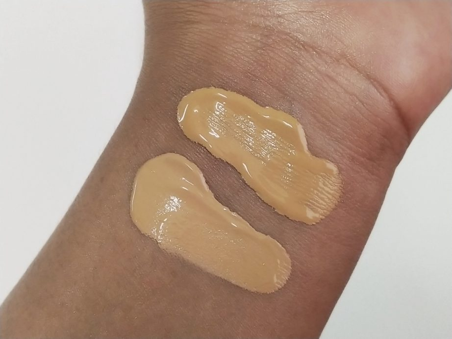 Loreal Infalliable Pro Matte Foundation Fresh Beige and Caramel Beige review swatches 107, 108 MBF