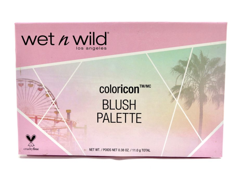 Wet N Wild Color Icon Blush Palette Review, Swatches